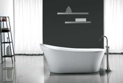 The Ove Rachel 70 Inch Freestanding Acrylic Bathtub Review