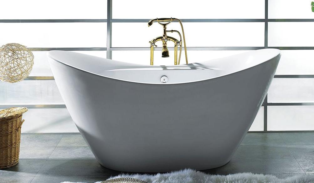 Best Acrylic Bathtub in 2018 - Top 5 Acrylic Tubs