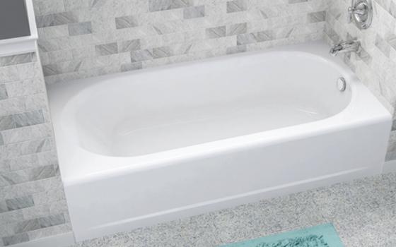 best-recessed-bathtubs